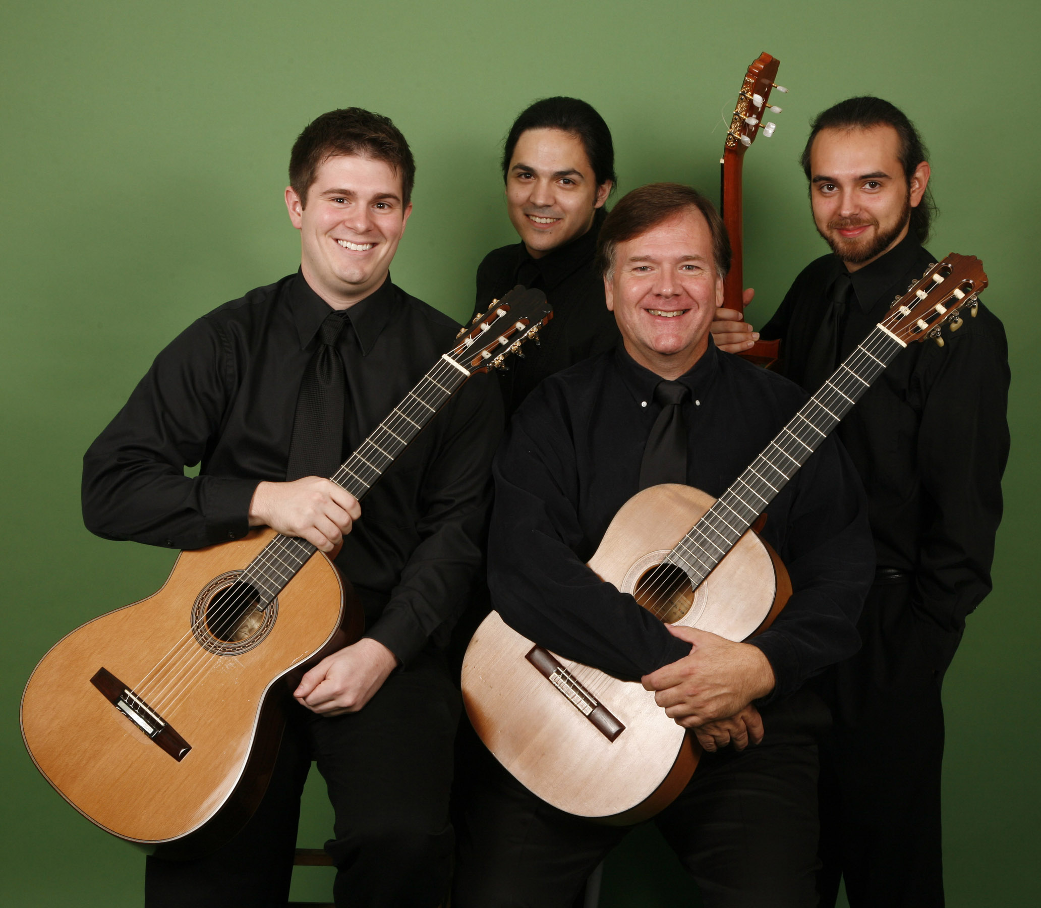 Los Angeles Guitar Quartet 2011