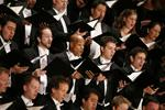 Concert Los Angeles Master Chorale