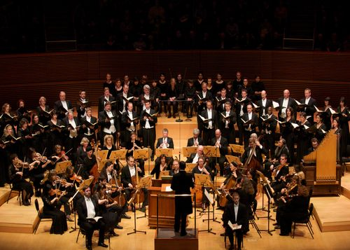 Los Angeles Master Chorale Tickets Walt Disney Concert Hall