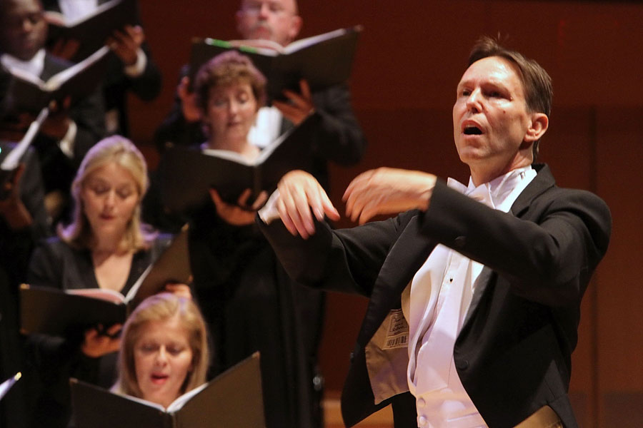 Show Los Angeles Master Chorale 2011