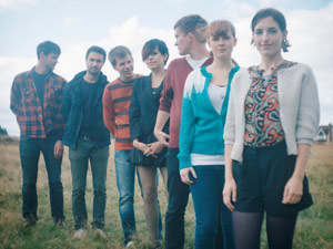 Los Campesinos Tour Dates 2011