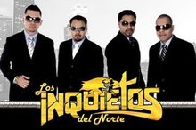 Los Inquietos Del Norte Tickets Los Angeles