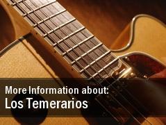Los Temerarios Concert