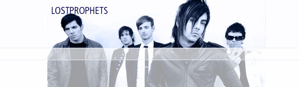 Dates 2011 Lostprophets
