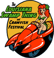 Louisiana Swamp Romp Wolf Trap