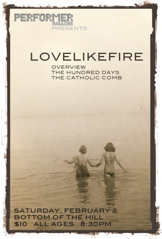 Tour 2011 Lovelikefire Dates