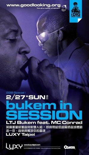 Ltj Bukem 2011