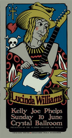 Concert Lucinda Williams