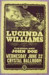 Tour Lucinda Williams Dates 2011