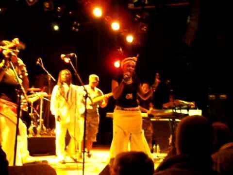 Lucky Dube Celebration Tour 2011