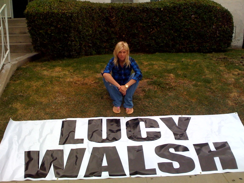 2011 Tour Dates Lucy Walsh