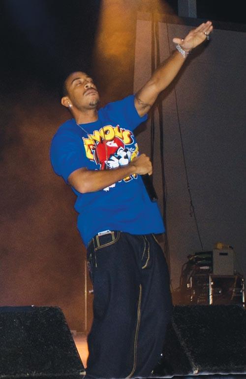 Ludacris Anchorage AK