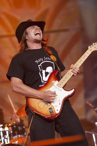 Dates 2011 Lukas Nelson