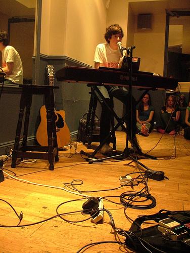 Luke Leighfield 2011 Show