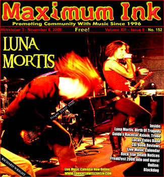 Luna Mortis Tickets Eagles Ballroom