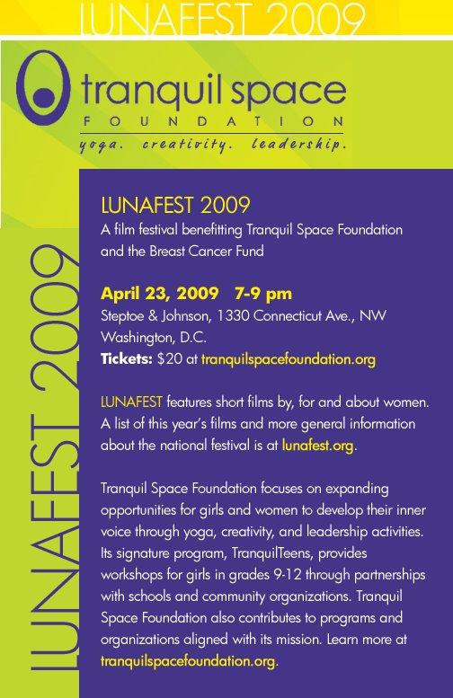 Concert Lunafest