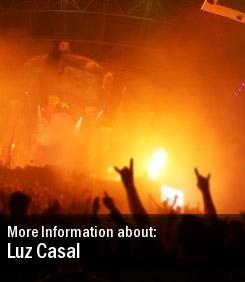 2011 Dates Luz Casal