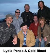 Lydia Pense 2011 Show