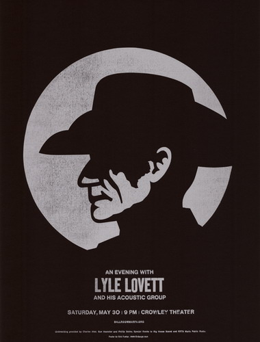 Dates Lyle Lovett 2011