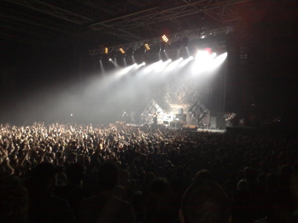Tour Dates 2011 Machine Head