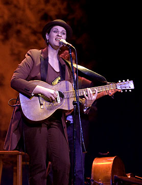 Madeleine Peyroux Show Tickets