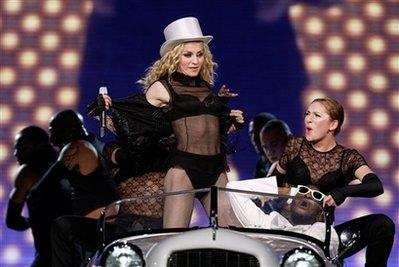 2011 Madonna Tour Dates