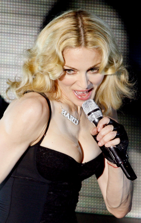 Madonna Mgm Grand Garden Arena