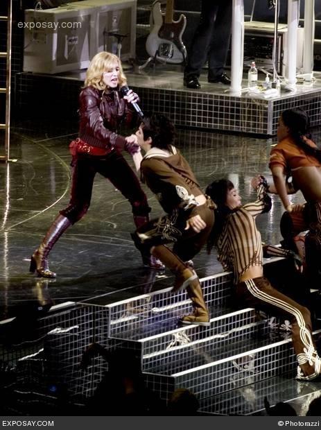 Madonna 2011 Show