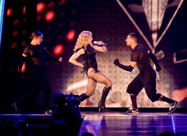 Tickets Show Madonna