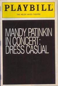Mandy Patinkin 2011