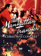 Manhattan Transfer Christmas Show Tickets