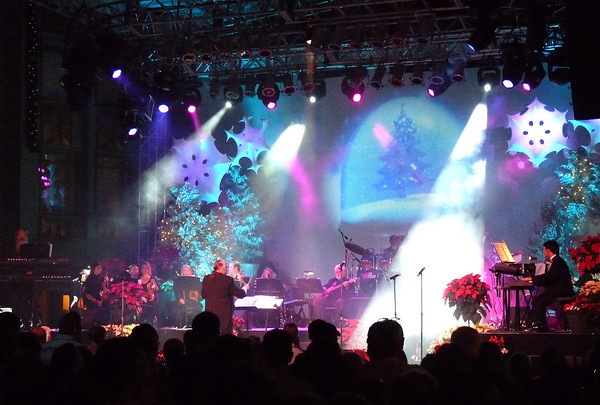 Mannheim Steamroller Knoxville Civic Auditorium