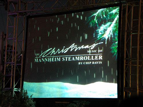 Mannheim Steamroller 2011 Show