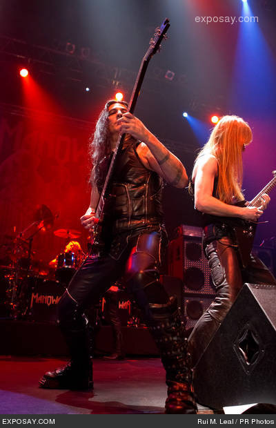 Manowar Tour 2011 Dates
