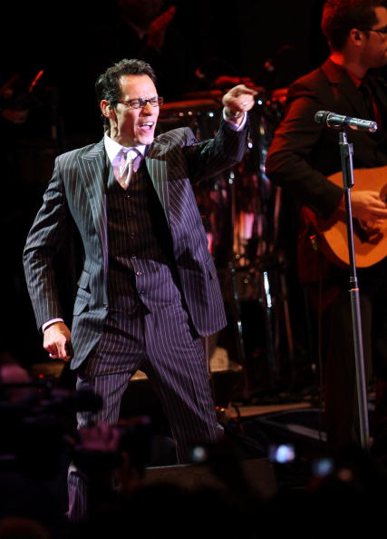 Dates Marc Anthony Tour 2011