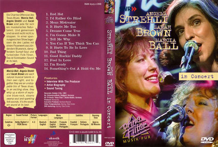 Marcia Ball 2011 Show
