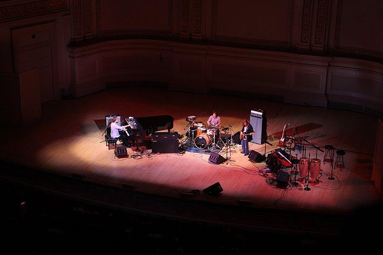 2011 Marco Benevento Trio