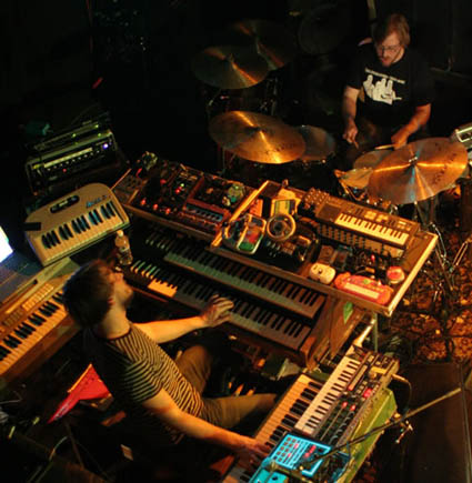 Marco Benevento Trio 2011 Dates