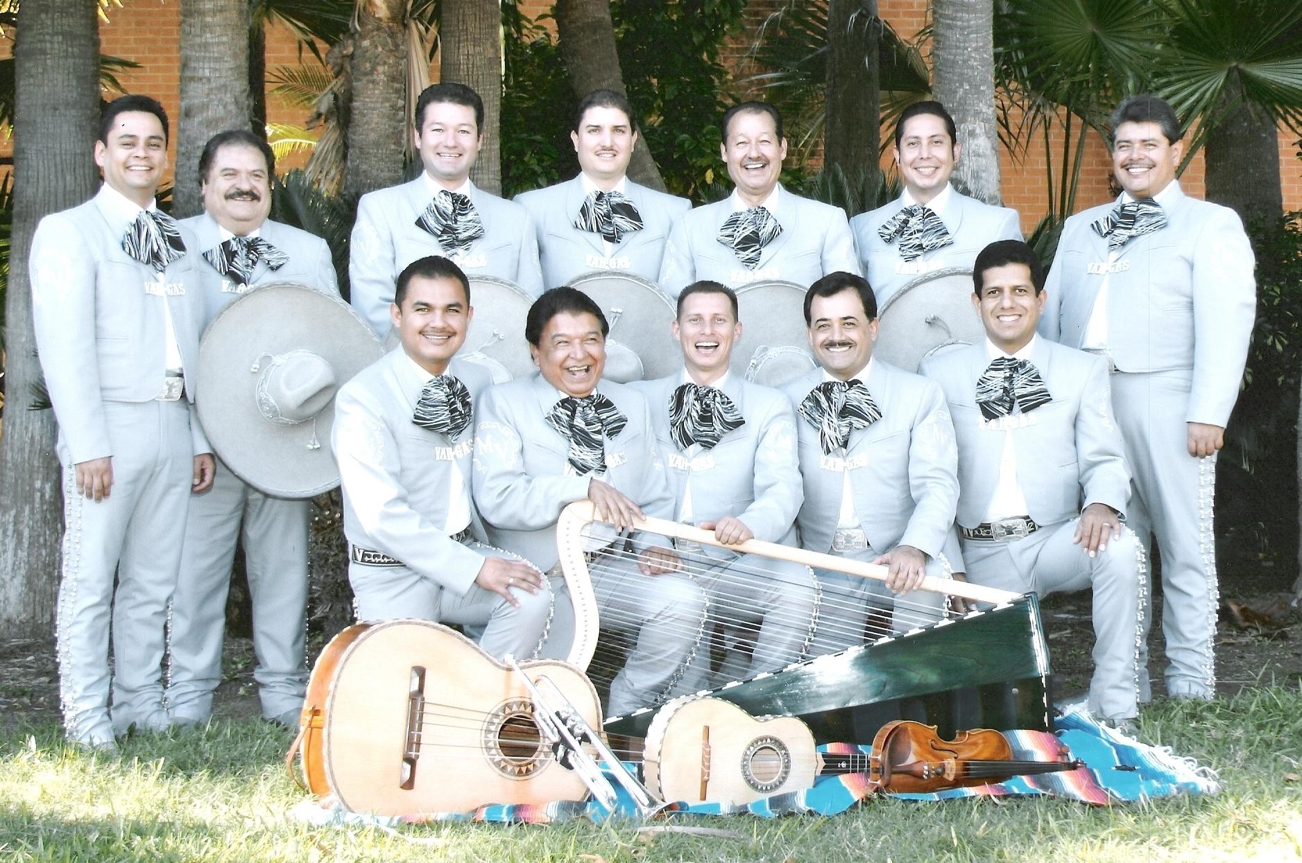 Mariachi Vargas 2011 Dates