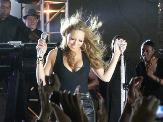 Mariah Carey Show 2011