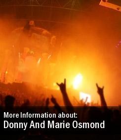 Show Marie Osmond 2011