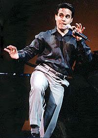 Mario Cantone Concert