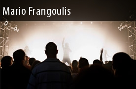 Mario Frangoulis Boston MA