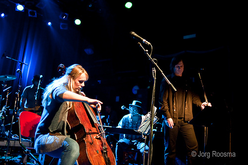Mark Lanegan 2011 Show