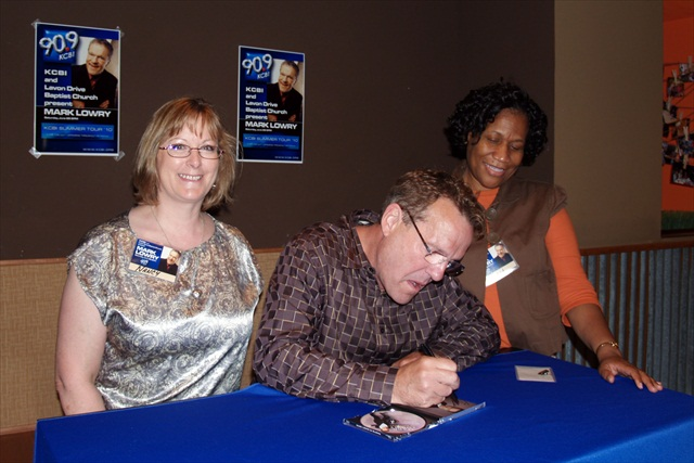 Dates Tour 2011 Mark Lowry