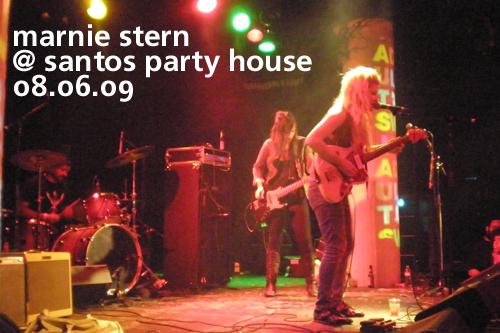 2011 Marnie Stern