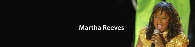 Show Martha Reeves 2011
