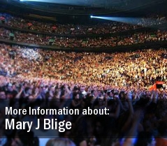 2011 Show Mary J Blige