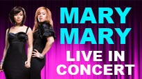 Mary Mary Tickets Bjcc Concert Hall