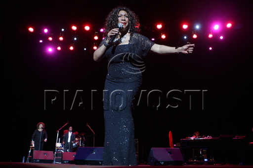 Mary Wilson 2011